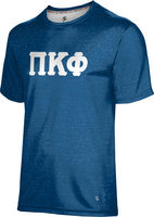 Pi Kappa Phi Unisex Short Sleeve Tee Heather