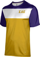 Sigma Alpha Epsilon Unisex Short Sleeve Tee Heather