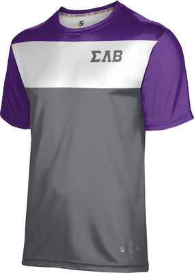 Sigma Lambda Beta Unisex Short Sleeve Tee Heather
