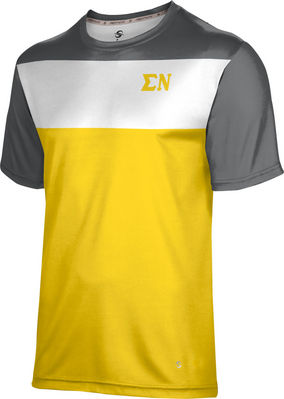 Sigma Nu Unisex Short Sleeve Tee Heather