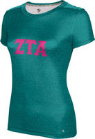Zeta Tau Alpha Womens Short Sleeve Tee Prime (Online Only)