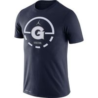 Nike Jordan College Dri Fit Legend 2.0 Mens T Shirt
