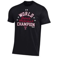 Under Armour Patrick Mahomes World Champion T Shirt