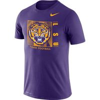 Nike Dri Fit Cotton Team Issue Tee