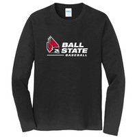 Baseball Long Sleeve T Shirt (Online Only)