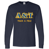 Track & Field Long Sleeve Tee (Online Only)