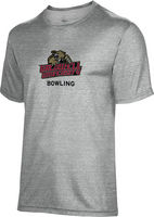 Spectrum Bowling Unisex 5050 Distressed Short Sleeve Tee