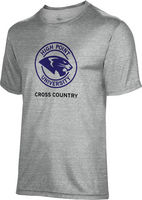 Spectrum Cross Country Unisex 5050 Distressed Short Sleeve Tee