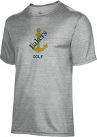 Spectrum Golf Unisex 5050 Distressed Short Sleeve Tee