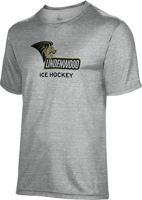 Ice Hockey Spectrum Short Sleeve Tee (Standard Shipping Only. Store Pick Up Not Available)