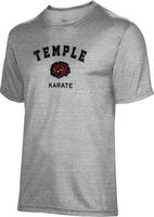 Spectrum Karate Unisex 5050 Distressed Short Sleeve Tee