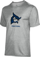 Spectrum Ping Pong Unisex 5050 Distressed Short Sleeve Tee