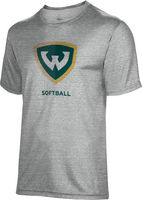Spectrum Softball Unisex 5050 Distressed Short Sleeve Tee