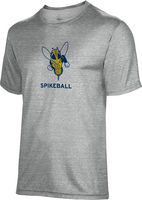 Spectrum Spikeball Unisex 5050 Distressed Short Sleeve Tee