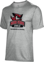 Spectrum Swimming & Diving Unisex 5050 Distressed Short Sleeve Tee