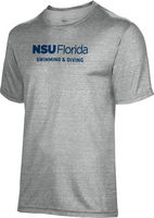 Swimming & Diving Spectrum Short Sleeve Tee (Online Only)
