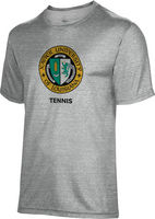 Spectrum Tennis Unisex 5050 Distressed Short Sleeve Tee