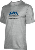 Spectrum Womens Basketball Unisex 5050 Distressed Short Sleeve Tee
