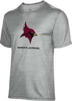 Spectrum Womens Lacrosse Unisex 5050 Distressed Short Sleeve Tee