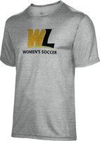 Spectrum Womens Soccer Unisex 5050 Distressed Short Sleeve Tee