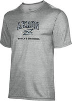 Womens Swimming Spectrum Short Sleeve Tee