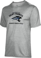Womens Track & Field Spectrum Short Sleeve Tee