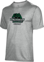 Spectrum Cricket Unisex 5050 Distressed Short Sleeve Tee