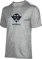 Spectrum Baseball Unisex 5050 Distressed Short Sleeve Tee