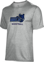 Spectrum Basketball Unisex 5050 Distressed Short Sleeve Tee