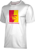 Spectrum Cheerleading Unisex 5050 Distressed Short Sleeve Tee