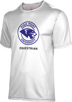 Spectrum Equestrian Unisex 5050 Distressed Short Sleeve Tee
