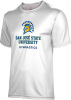 Spectrum Gymnastics Unisex 5050 Distressed Short Sleeve Tee