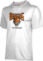 Spectrum Ice Hockey Unisex 5050 Distressed Short Sleeve Tee