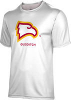 Spectrum Quidditch Unisex 5050 Distressed Short Sleeve Tee