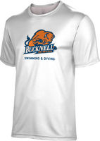 Swimming & Diving Spectrum Short Sleeve Tee