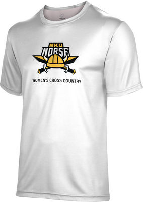 Womens Cross Country Spectrum Short Sleeve Tee