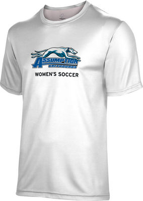 Womens Soccer Spectrum Short Sleeve Tee