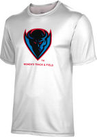 Womens Track & Field Spectrum Short Sleeve Tee (Online Only)