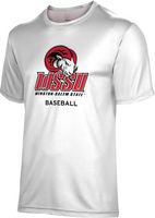 Baseball Spectrum Short Sleeve Tee