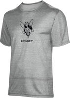 ProSphere Cricket Unisex TriBlend Distressed Tee