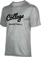 ProSphere Basketball Unisex TriBlend Distressed Tee