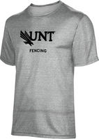 ProSphere Fencing Unisex TriBlend Distressed Tee