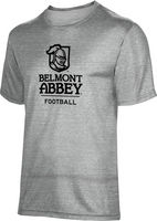 ProSphere Football Unisex TriBlend Distressed Tee