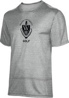 ProSphere Golf Unisex TriBlend Distressed Tee