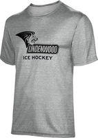 ProSphere Ice Hockey Unisex TriBlend Distressed Tee