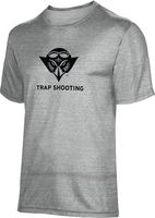 ProSphere Trap Shooting Unisex TriBlend Distressed Tee