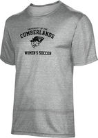 ProSphere Womens Soccer Unisex TriBlend Distressed Tee