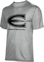 ProSphere Womens Track & Field Unisex TriBlend Distressed Tee