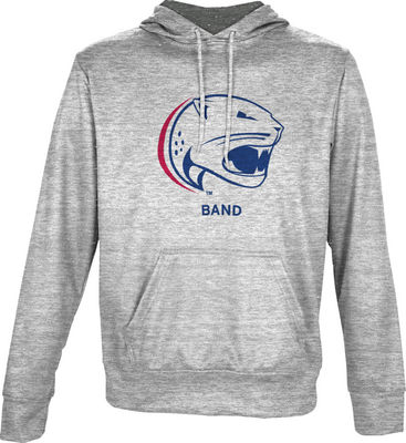 Spectrum Band Unisex Distressed Pullover Hoodie