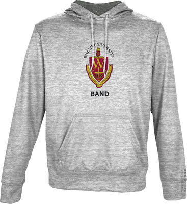 Band Spectrum Pullover Hoodie